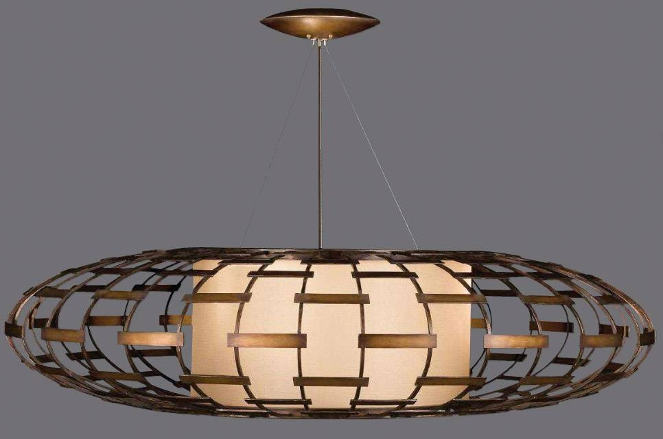 Amazing Large Pendant Lighting : Modern Large Pendant Lighting In Most Popular Large Pendant Lights (#1 of 15)