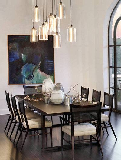 Amazing Of Pendant Lighting For Dining Room Hanging Lights Over Inside Current Modern Dining Room Pendant Lighting (#1 of 15)