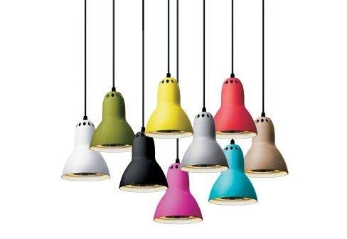 Anglepoise Type 3 Pendantkenneth Grange | Hágase La Luz With Most Popular Anglepoise Pendants (View 14 of 15)