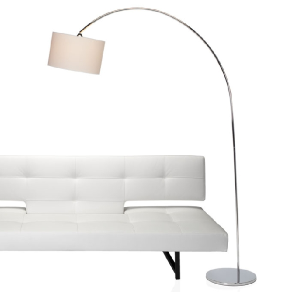 Arc Pendant Floor Lamp Look 4 Less! Pertaining To Most Recent Pendant Floor Lamps (#4 of 15)