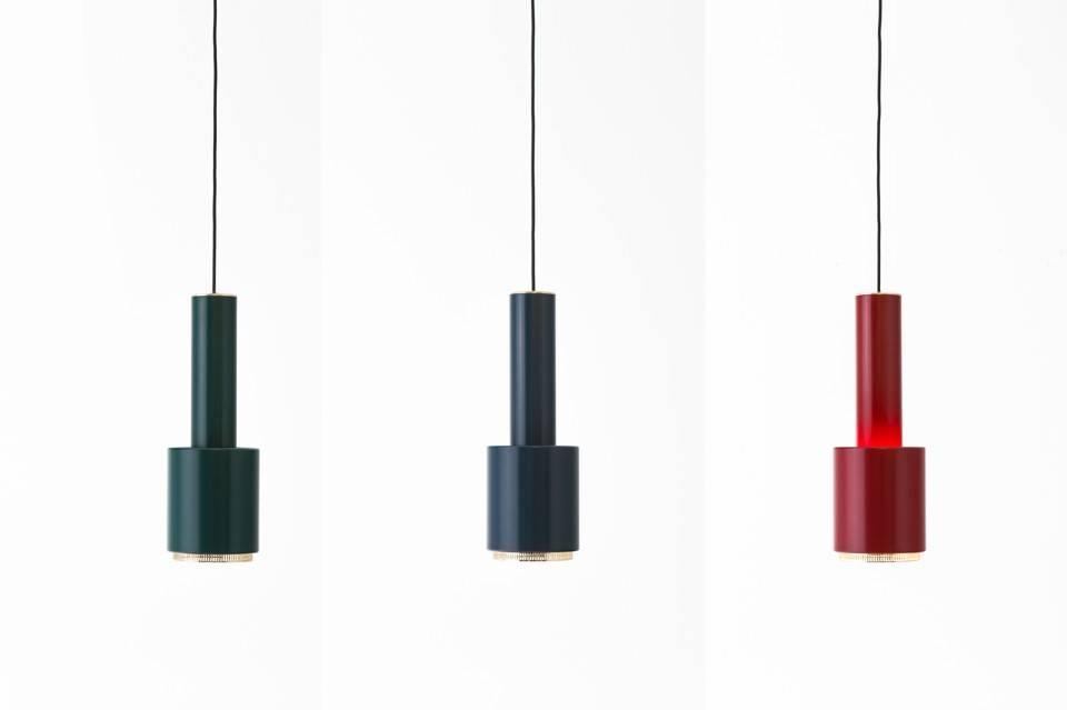 Artek's New Colours – Domus Within Latest Alvar Aalto Pendants (View 7 of 15)