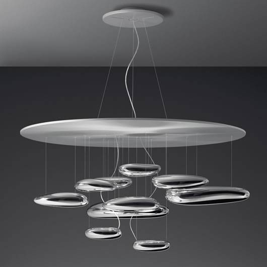 Artemide  Artemide Mercury Pendant|Pendants| Darklight Design Intended For Best And Newest Artemide Pendants (#11 of 15)