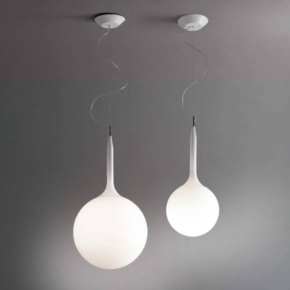Artemide Castore Pendant Light 1 Head – 1052010A | Reuter Shop In Best And Newest Artemide Pendant Lights (#1 of 15)