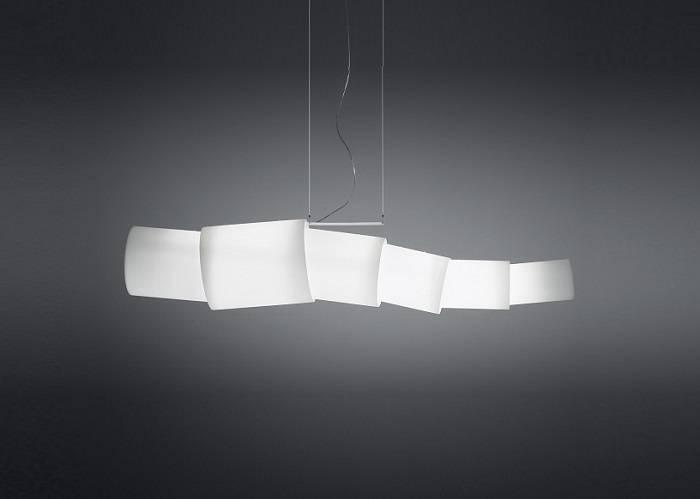 Artemide Noto Pendant Lamp : Surrounding With Regard To Most Popular Artemide Pendant Lights (#2 of 15)