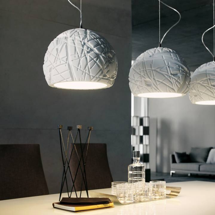Artic Pendant Lightcattelan Italia » Retail Design Blog Within Most Recently Released Modern Pendant Ceiling Lights (#3 of 15)