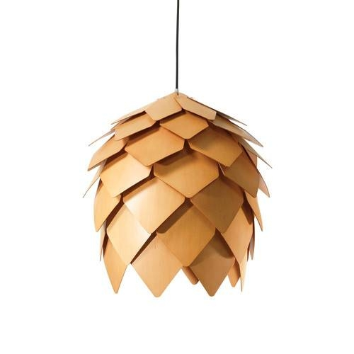 Artichoke Pendant Light | Temple & Webster In Most Current Artichoke Pendants (View 2 of 15)