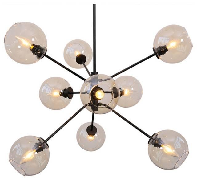 Atom Pendant Lamp – Contemporary – Pendant Lighting Ebpeters Inside Most Current Contemporary Pendant Lighting (View 6 of 15)