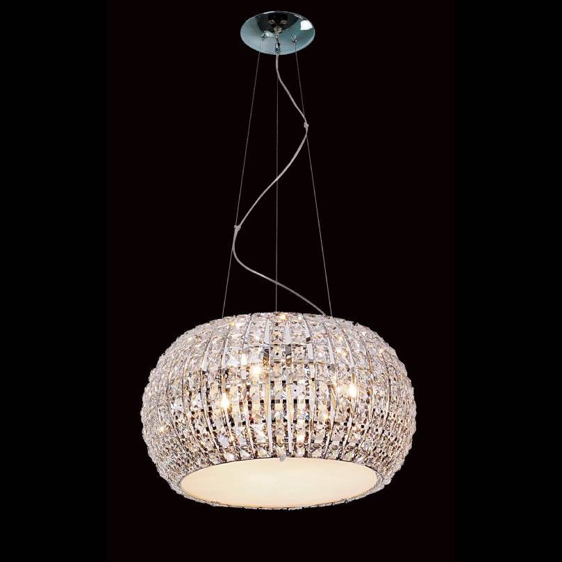 Popular Photo of Crystal Pendant Lights Uk
