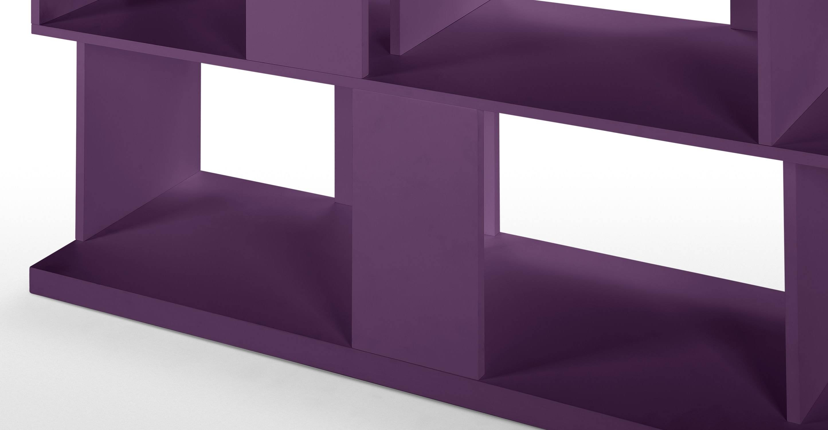 Axis Sideboard In Purple Lacquer | Made For Purple Sideboards (#2 of 15)