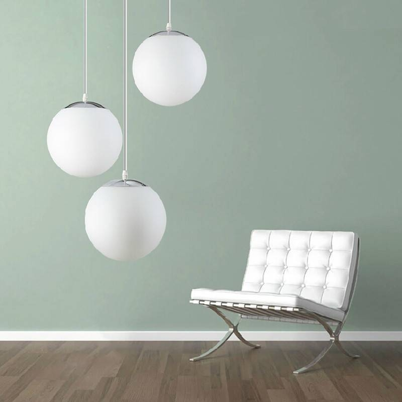 Ball Pendant Light | Luxurydreamhome Regarding 2017 Ball Pendant Lamps (View 2 of 15)