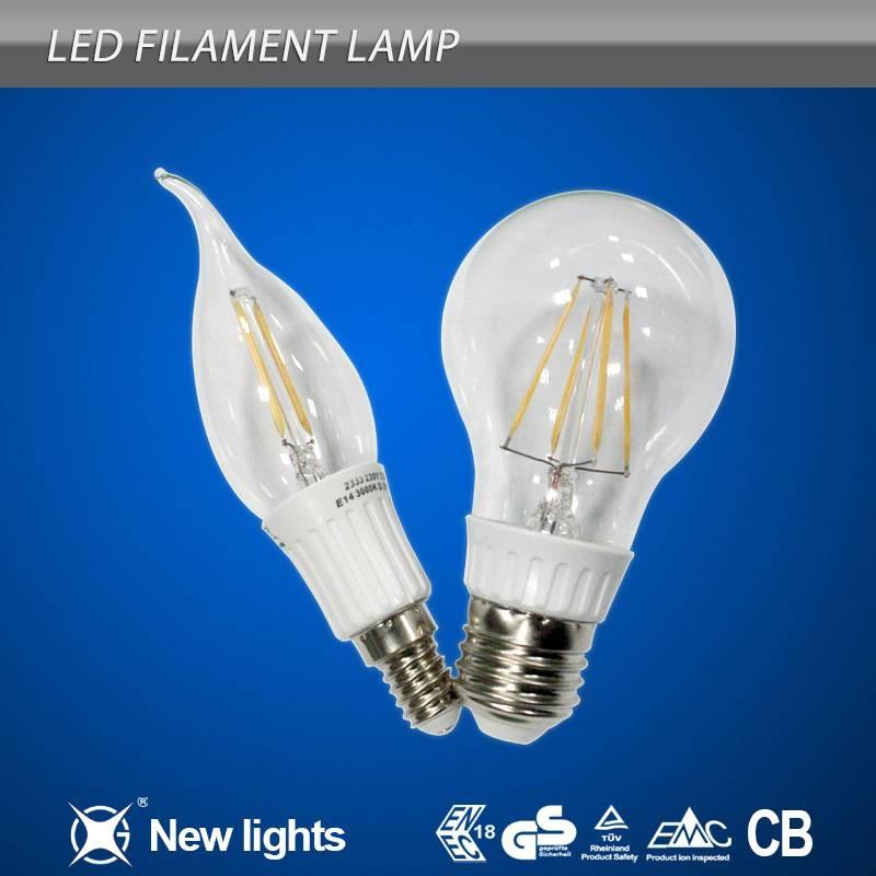 Bare Bulb Filament Pendant Lamp, Bare Bulb Filament Pendant Lamp For Bare Bulb Filament Pendants (#1 of 15)