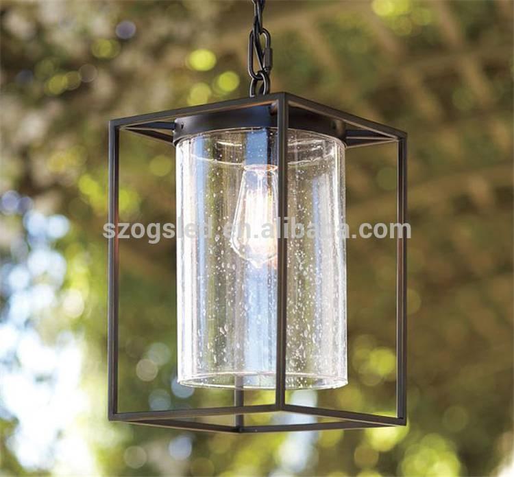 Bare Bulb Filament Pendant Lamp, Bare Bulb Filament Pendant Lamp Throughout Bare Bulb Filament Pendants (#3 of 15)