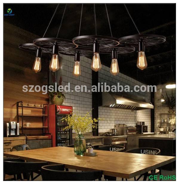 Bare Bulb Filament Pendant Lamp, Bare Bulb Filament Pendant Lamp With Bare Bulb Filament Pendants (#4 of 15)