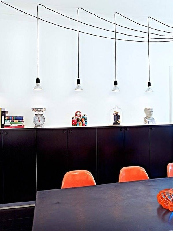 Bare Bulb Lighting – Youthfulnest In Bare Bulb Filament Single Pendants (View 11 of 15)