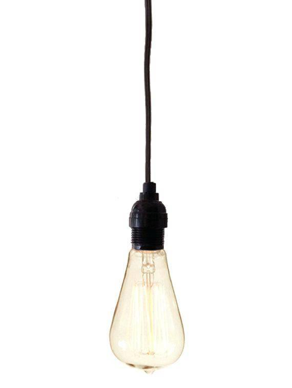 Bare Bulb Pendant Light – Runsafe Throughout Three Light Bare Bulb Pendants (View 15 of 15)