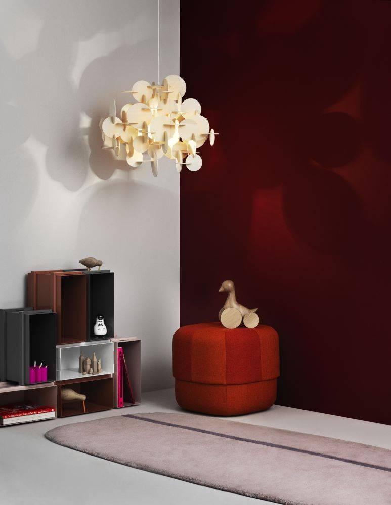 Bau Pendant Lamp Multi, Smallnormann Copenhagen Intended For 2018 Bau Pendant Lights (#2 of 15)