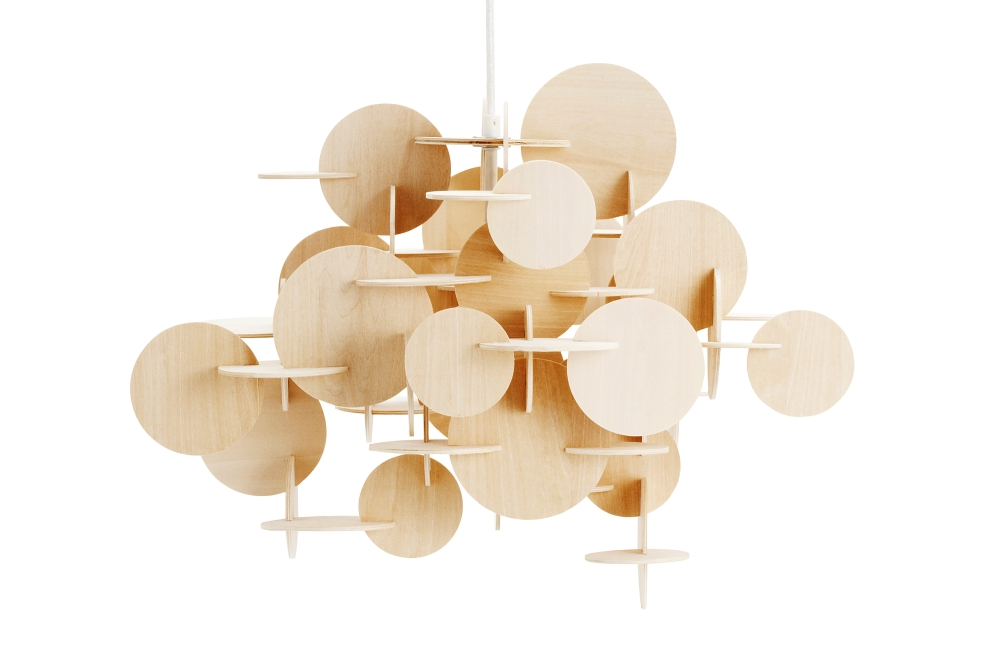 Bau Pendant Lamp Multi, Smallnormann Copenhagen Throughout Most Popular Bau Pendant Lights (#3 of 15)