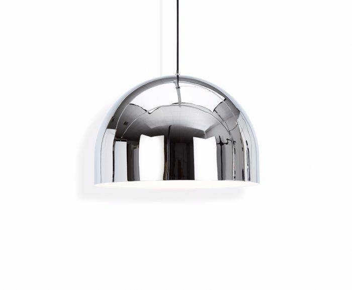 Bell Chrome Pendant | Pendant Lights | Tom Dixon Inside 2017 Chrome Pendant Lights (#1 of 15)