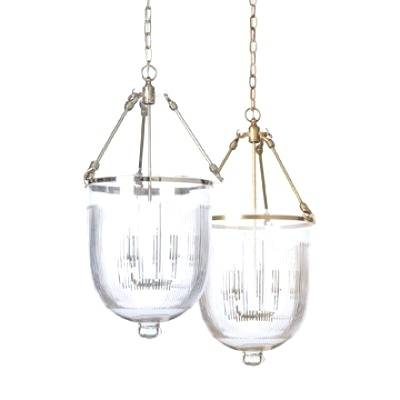 Bell Jar Pendant Light With Lights Nightwood Ny And 0 Img 77081 On Within 2017 Bell Pendant Lights (#2 of 15)