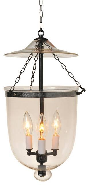 Bell Pendant Lighting | Houzz Throughout Most Recently Released Bell Pendant Lights (#6 of 15)