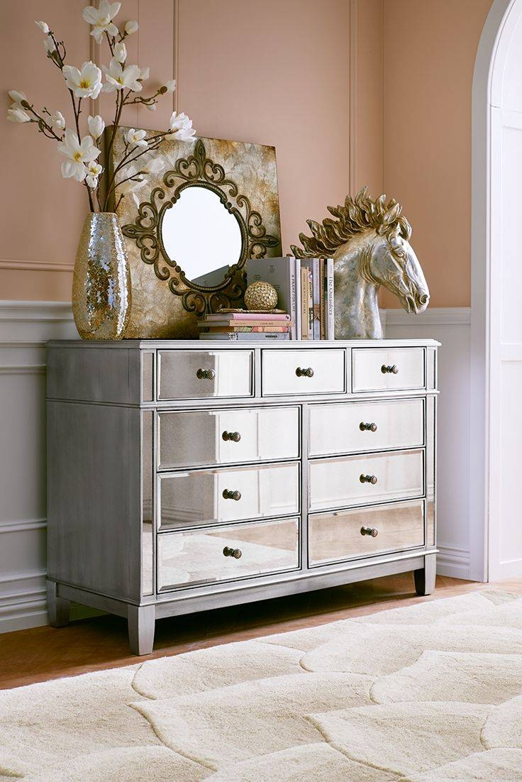 15 best ideas of bedroom sideboards for Dresser ideas for small bedroom
