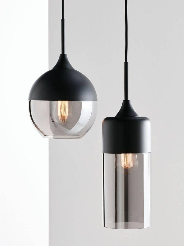 Best 25+ Black Pendant Light Ideas On Pinterest | Glass Pendants In Best And Newest Black Pendant Lights (#5 of 15)
