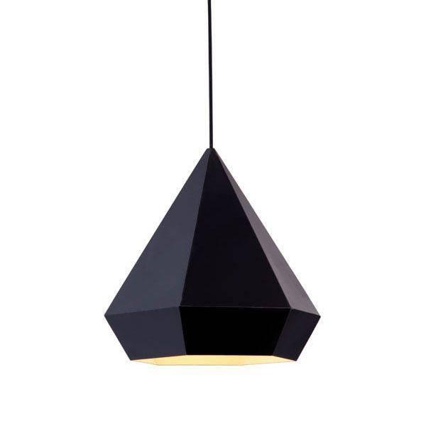 Best 25+ Black Pendant Light Ideas On Pinterest | Glass Pendants Pertaining To Newest Black Pendant Lights (#6 of 15)