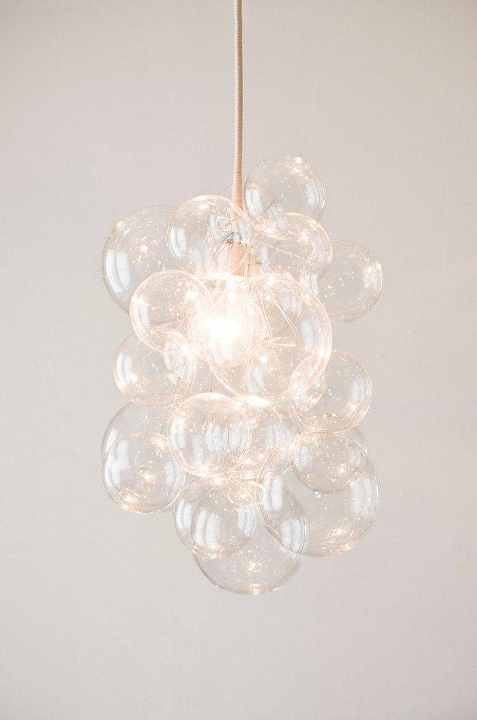 Best 25+ Bubble Chandelier Ideas On Pinterest | Chandelier Ideas With Most Current Bubble Lights Pendants (View 11 of 15)
