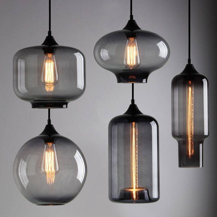 Best 25+ Ceiling Lamps Ideas On Pinterest | Lamp Ideas, Kids Pertaining To Most Popular Modern Glass Pendant Lights (#3 of 15)