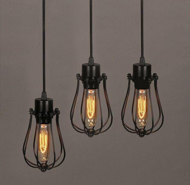 Best 25+ Cheap Pendant Lights Ideas On Pinterest | Screw In Within Cheap Industrial Pendant Lights (View 8 of 15)