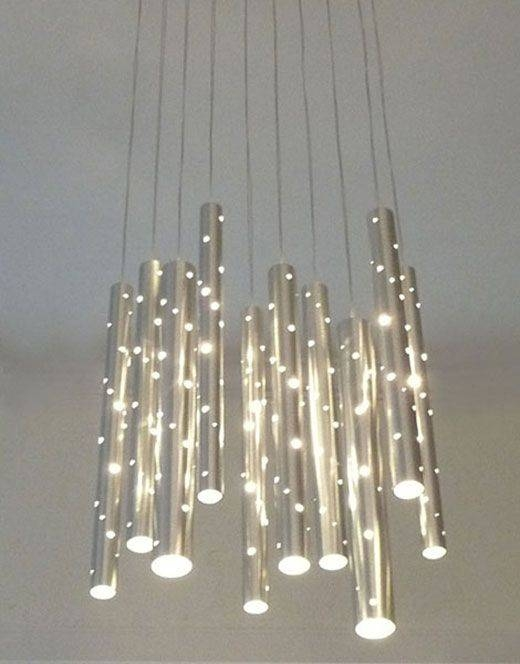 Best 25+ Contemporary Light Fixtures Ideas On Pinterest | Light For Most Popular Contemporary Chandeliers And Pendants (View 4 of 15)