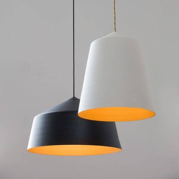 Best 25+ Contemporary Pendant Lights Ideas On Pinterest | Modern Regarding Most Recent Large White Pendant Lights (#3 of 15)