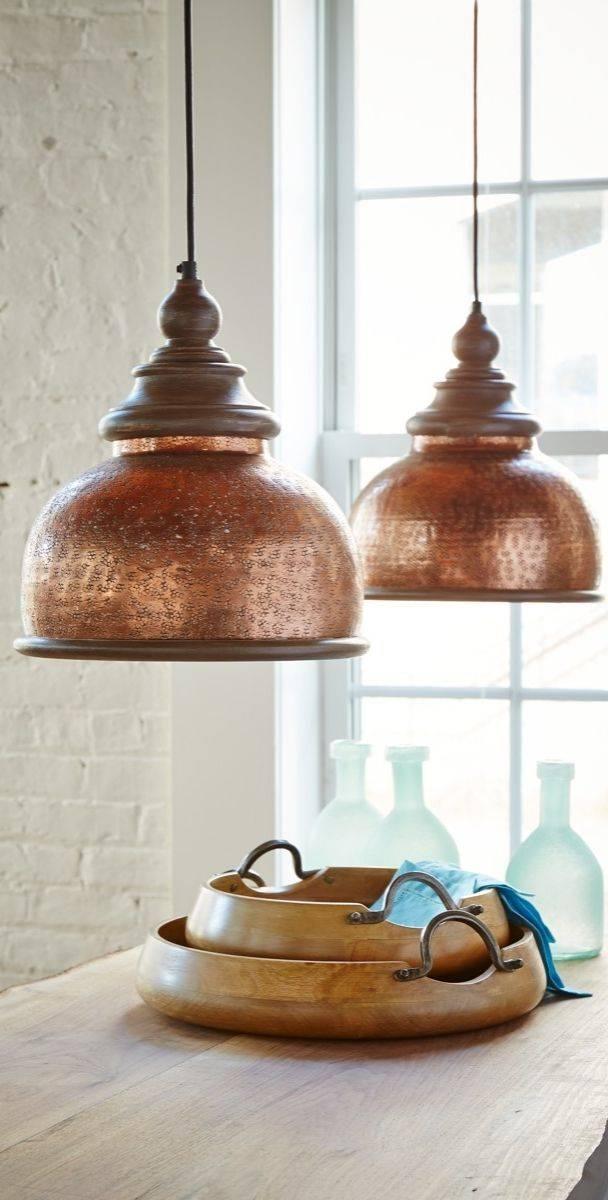 Best 25+ Copper Pendant Lights Ideas On Pinterest | Copper Light Intended For Current Copper Pendant Lights (#5 of 15)