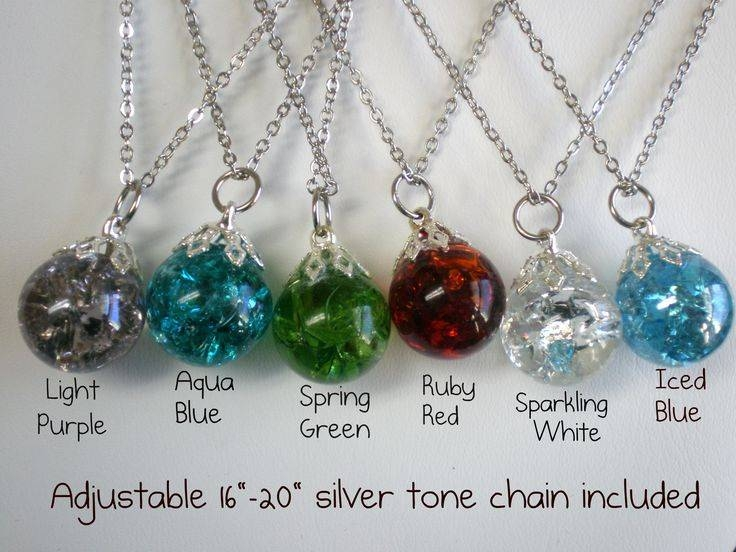 Best 25+ Cracked Marbles Ideas On Pinterest | Marble Necklace, Diy With Regard To 2018 Marble Pendants (#4 of 15)