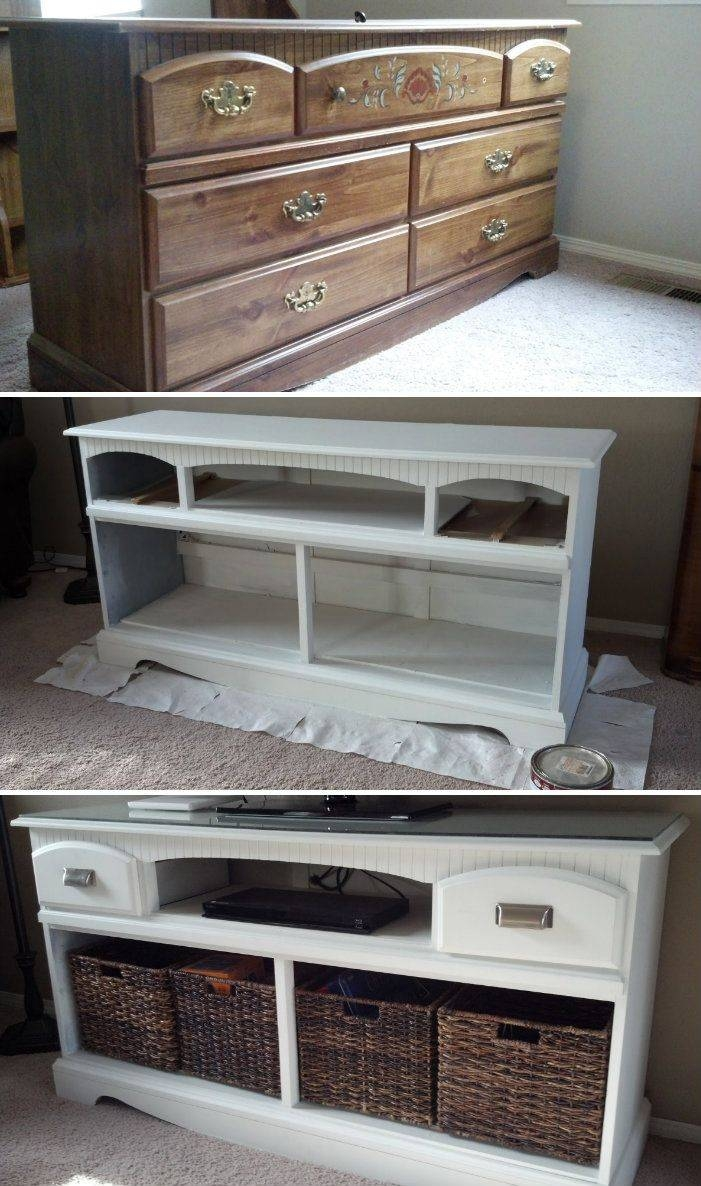 Best 25+ Dresser Tv Stand Ideas On Pinterest | Furniture Redo, Diy Intended For Sideboards And Tv Stands (View 3 of 15)