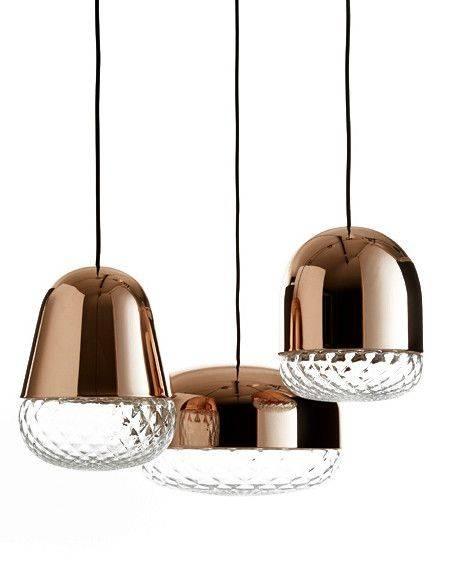 Best 25+ Hanging Lamp Design Ideas On Pinterest | Design In 2017 Designer Glass Pendant Lights (#6 of 15)