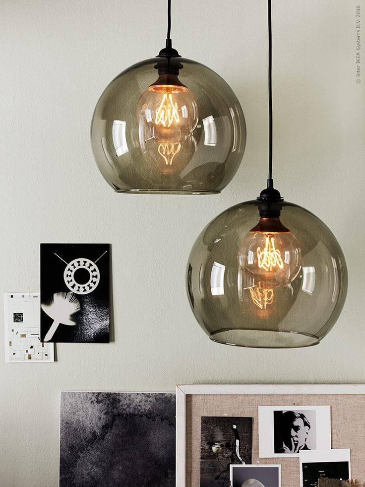 Best 25+ Ikea Lamp Ideas On Pinterest | Ikea Lighting, Ikea Wall Inside Most Popular Jordan Pendant Lights (#10 of 15)