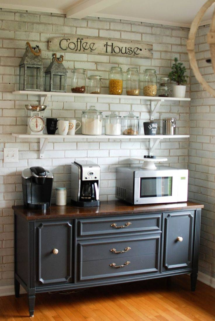 Best 25+ Kitchen Buffet Ideas On Pinterest | Kitchen Buffet Table Intended For Free Standing Kitchen Sideboards (#1 of 15)
