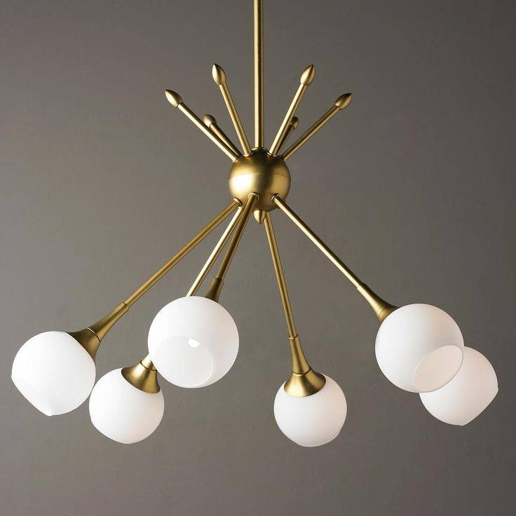 Best 25+ Mid Century Modern Chandelier Ideas On Pinterest | Mid With Regard To Latest Mid Century Modern Pendant Lights (#4 of 15)