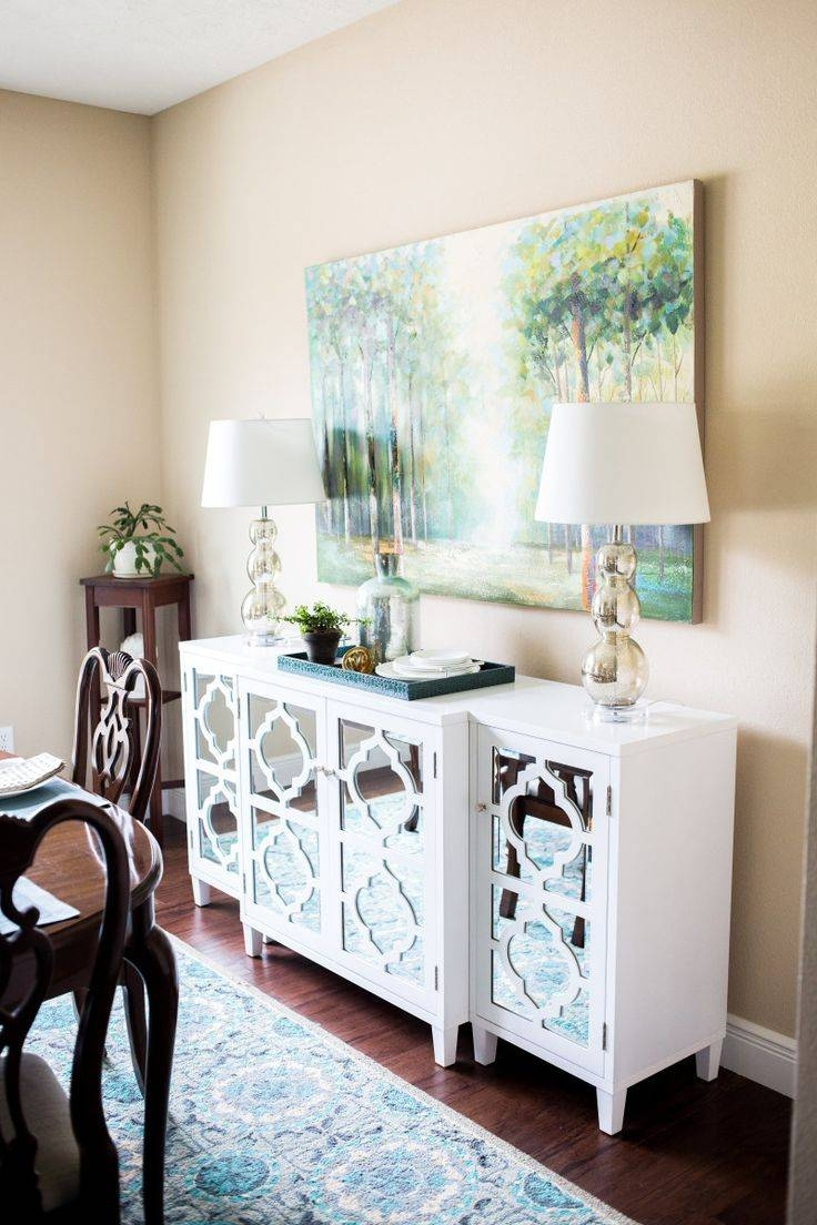 Best 25+ Mirrored Sideboard Ideas On Pinterest | Dining Room In Sideboards With Mirror (View 3 of 15)