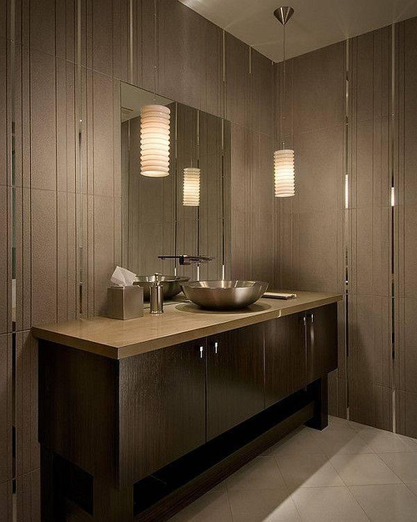 Best 25+ Modern Bathroom Lighting Ideas On Pinterest | Modern With Regard To Most Up To Date Modern Bathroom Pendant Lighting (#8 of 15)