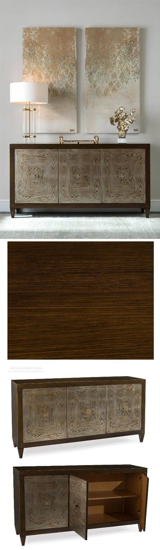 Best 25+ Modern Buffet Ideas On Pinterest | Contemporary Buffets With Bedroom Sideboards (#7 of 15)
