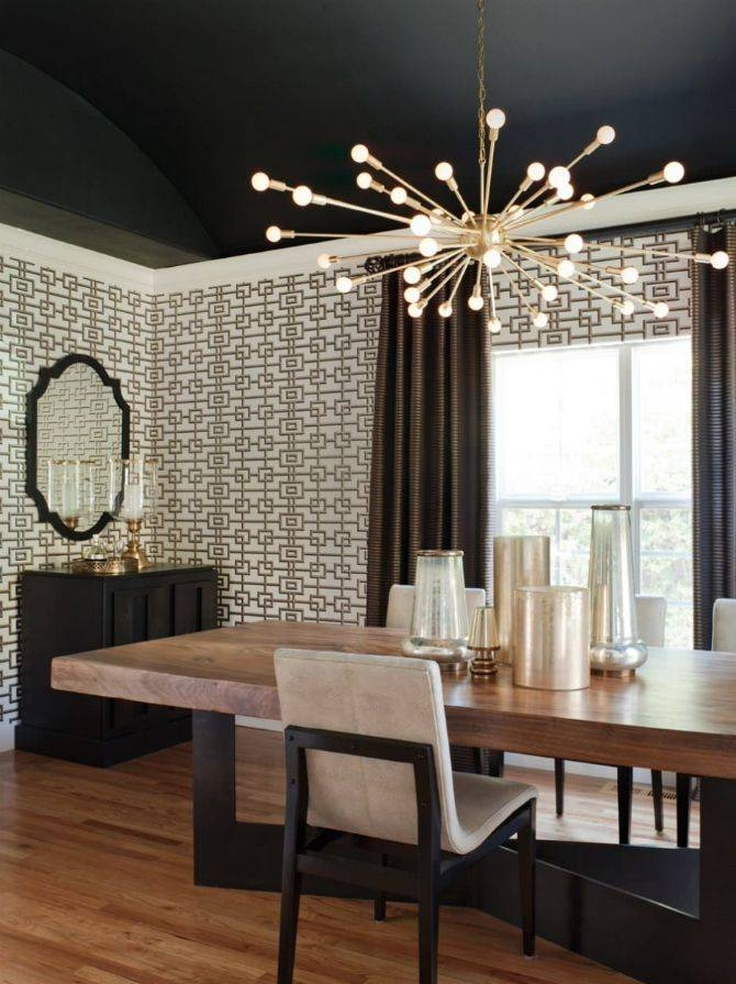 Best 25+ Modern Dining Room Lighting Ideas On Pinterest | Modern Inside Latest Modern Pendant Lighting For Dining Room (View 2 of 15)