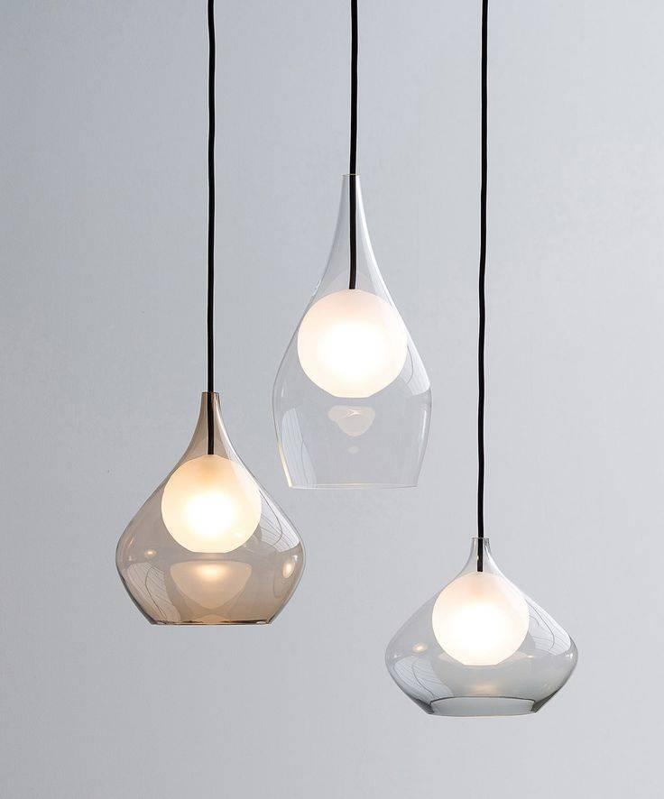 Best 25+ Modern Pendant Light Ideas On Pinterest | Designer Within Newest Modern Glass Pendant Lighting (View 15 of 15)