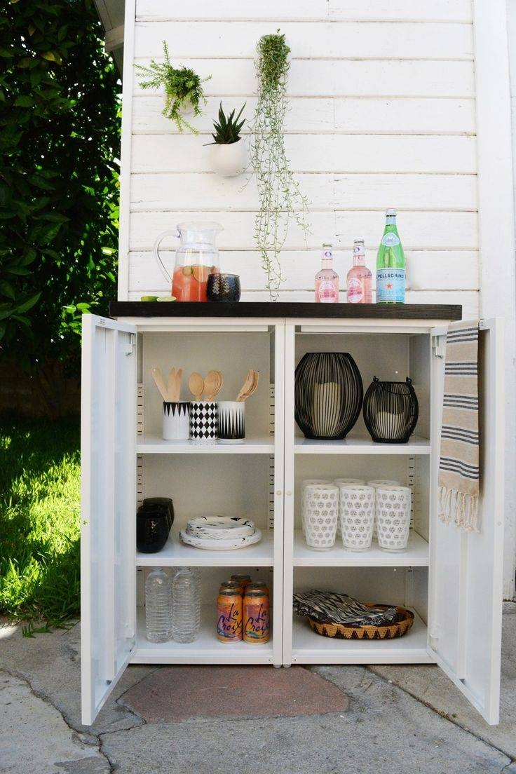 Best 25+ Outdoor Buffet Ideas On Pinterest | Party Hacks, Family Inside Outdoor Sideboards And Buffets (View 7 of 15)