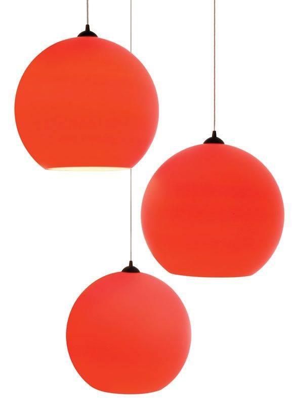 Best 25+ Red Pendant Light Ideas On Pinterest   Pendant Lighting For Most Current Large Red Pendant Lights (View 8 of 15)