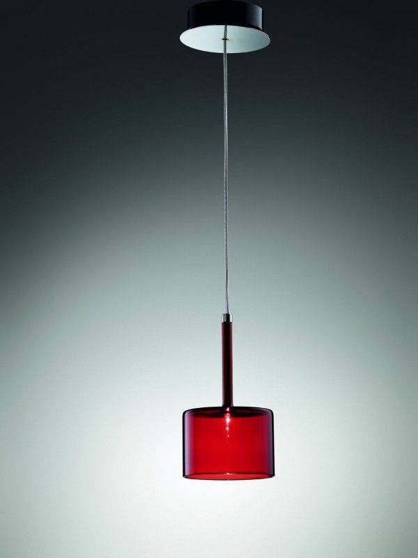 Best 25+ Red Pendant Light Ideas On Pinterest | Yellow Pendants Throughout Most Up To Date Red Glass Pendant Lights (#3 of 15)
