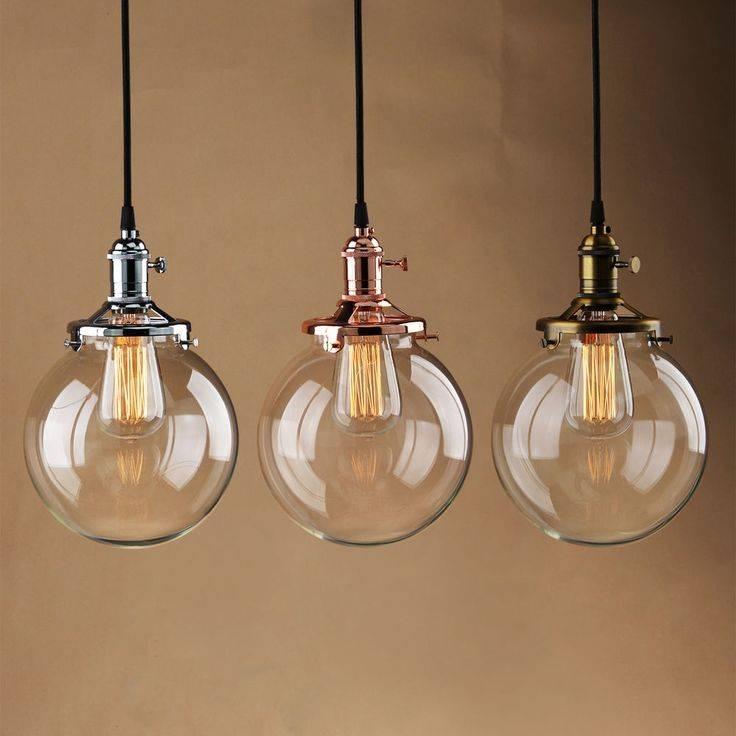 Best 25+ Vintage Pendant Lighting Ideas On Pinterest | Kitchen Intended For Most Recent Bulb Pendants (#3 of 15)