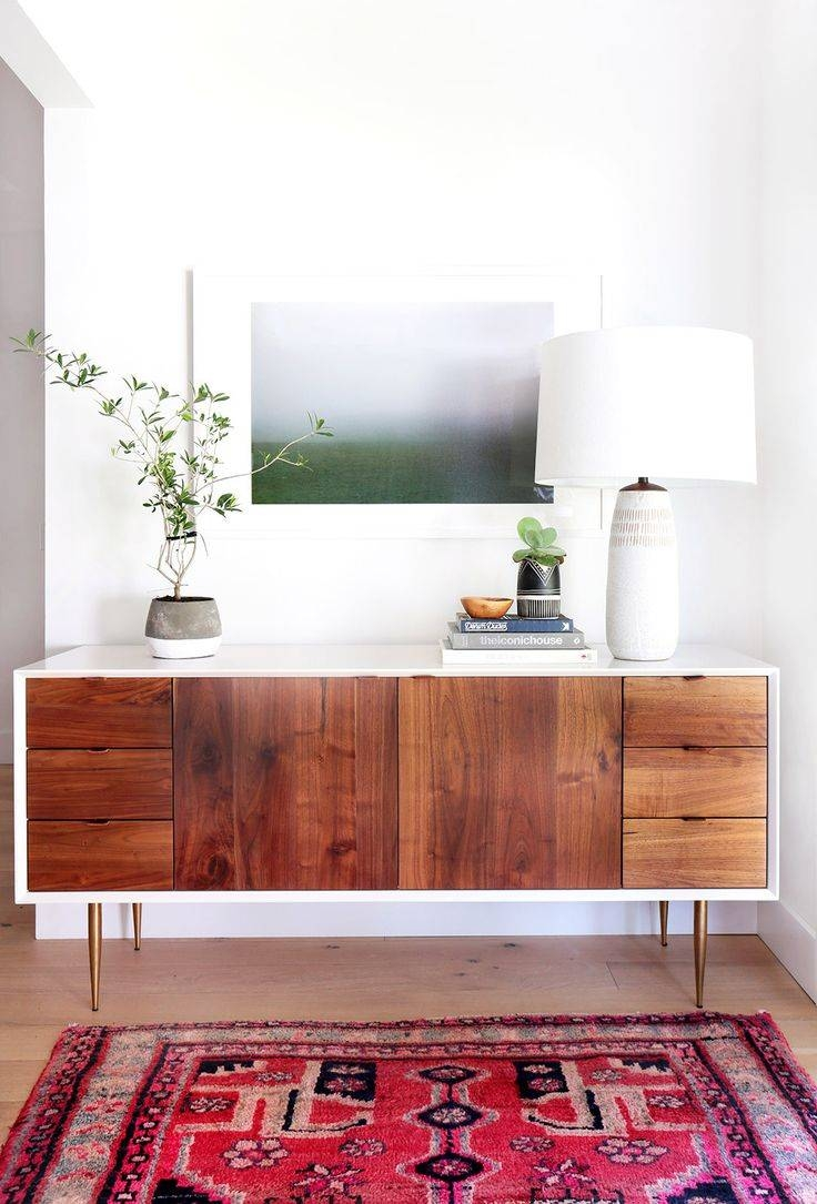Best 25+ White Credenza Ideas On Pinterest | White Sideboard With White And Wood Sideboards (#2 of 15)
