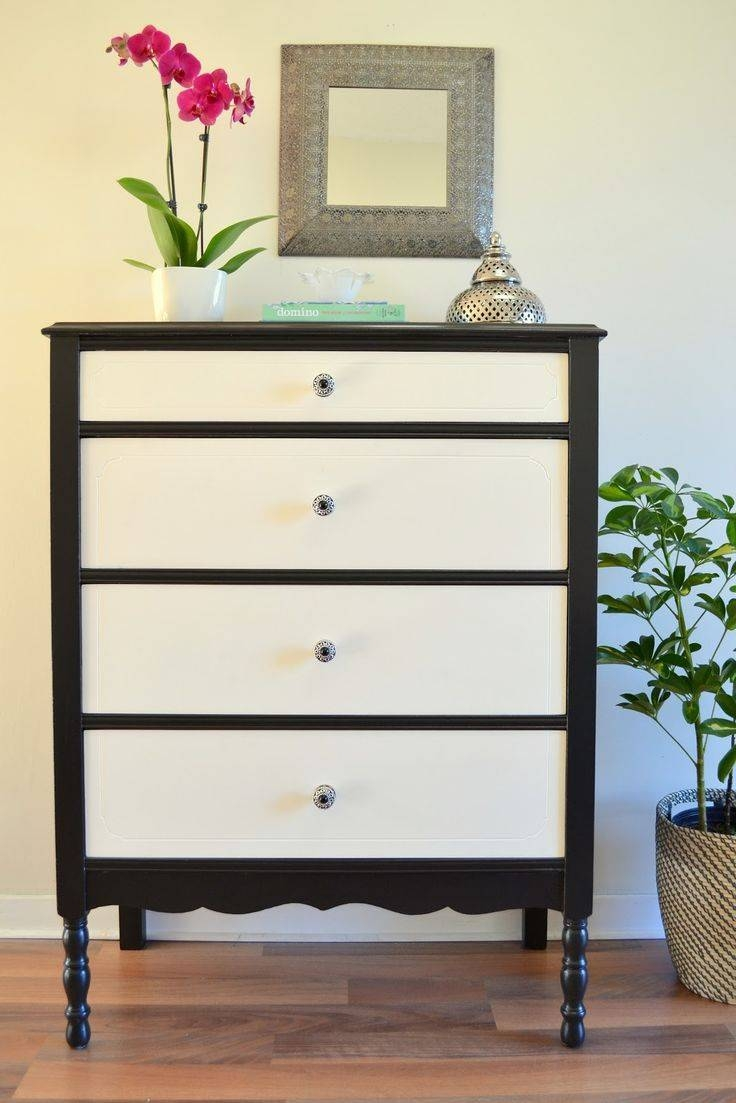 Best 25+ White Drawers Ideas On Pinterest | Cream Spare Bedroom With Bedroom Sideboards (#9 of 15)